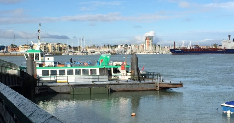 Clipper Race Interview - The Gosport Ferry