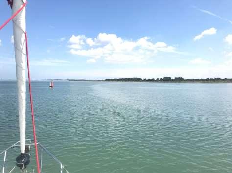 River |Medway Sailing